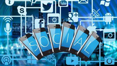 إدارة حسابات التواصل الاجتماعي للمواقع والشركات بصورة احترافية