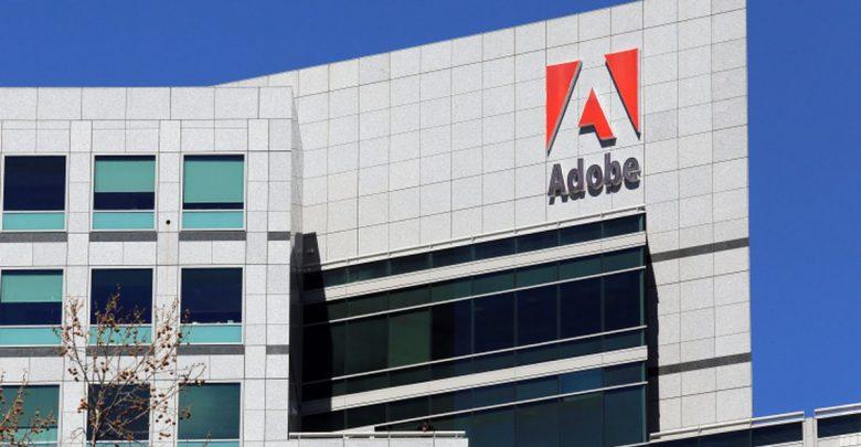 تاريخ شركة Adobe