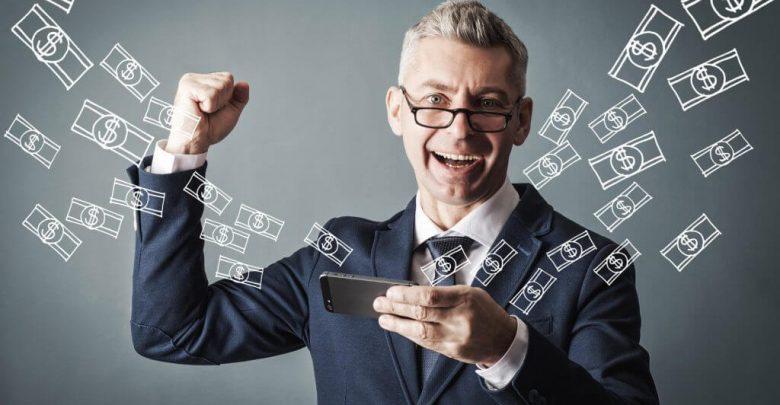 الربح من الإنترنت عبر الهاتف