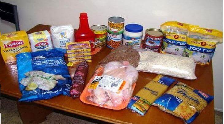 مشروع تعبئة وتغليف المواد الغذائية بصورة يدوية