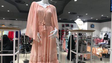 مشروع محل ملابس حريمي