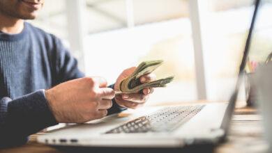 كسب المال عن طريق الانترنت